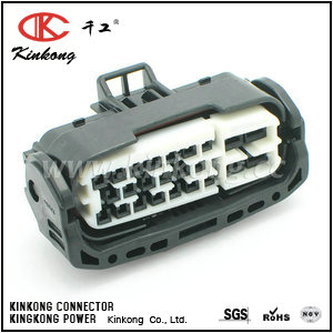 6189-0849   24 way female waterproof wire connector