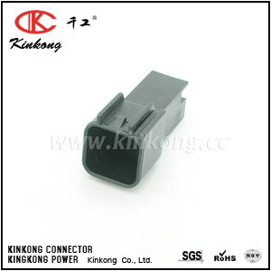 4 pin male  cable connectors CKK7044A-2.3-11