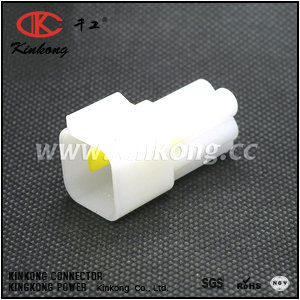 4 pin male automotive electrical connectors CKK7044W-2.3-11