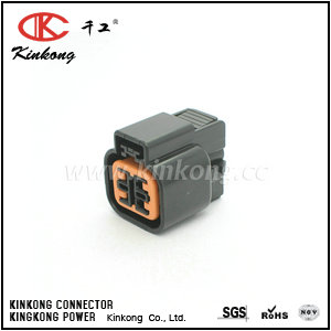 4 pin female car connectors CKK7045-2.3-21