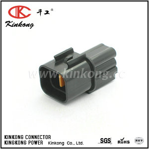 4 pin male cable  connectors CKK7045-2.3-11