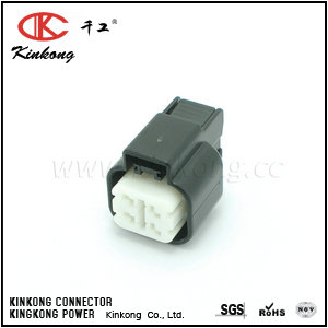 4 pin female wire connectors CKK7045B-2.3-21