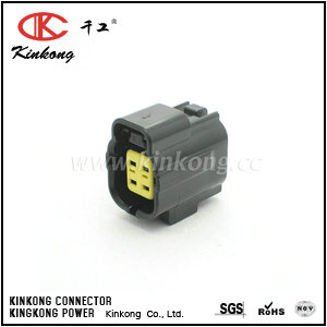 174257-2 4pin female electric wire connectors CKK7042-1.8-21