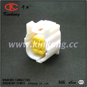 4 way female cable wire connectors CKK7042W-1.8-21