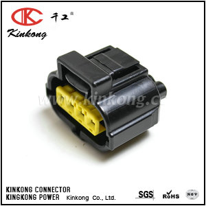 178399-2 184046-1 4 pole female Toyota 1JZ-GTE 2JZ-GTE TPS connectors CKK7042F-1.8-21