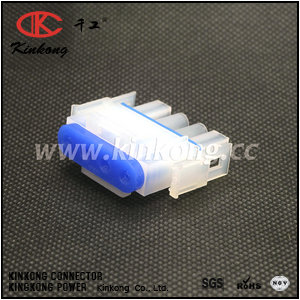 4 hole female waterproof automotive connectors CKK3041-2.1-21