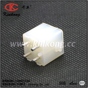 4pin blade cable wire connector CKK3041A-2.1-11