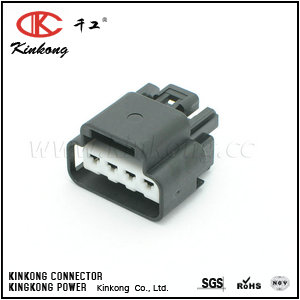 4 pin female car connectors CKK5041-2.8-21