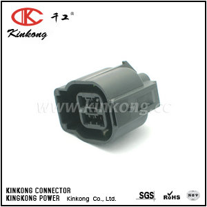12191399  4 pin female waterproof type automotive electrical connectors