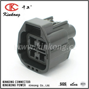7283-5595-10 4 way receptacle automotive connectors CKK7044-6.3-21