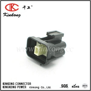 344074-1 4 hole blade cable connectors CKK7047-6.3-11
