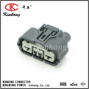 4 pin male waterproof type automotive electrical connectors CKK7044-1.2-4.8-21