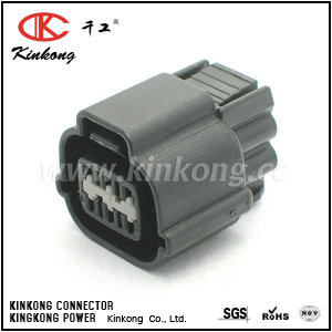 6 pole receptacle spade connectors  electrical connectors CKK7061C-1.2-21