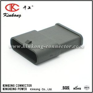 6 pin blade wire connectors  spade connectors CKK7061T-1.0-11
