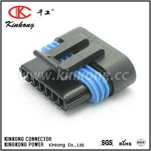 7 hole waterproof electrical auto plug   CKK7073A-1.5-21