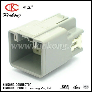 7282-5533-40  10 way male wire connector  CKK5101-1.5-11
