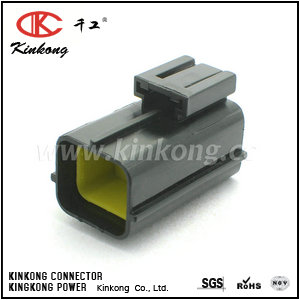 6 pin male waterproof automotive electrical connectors CKK7062-1.8-11