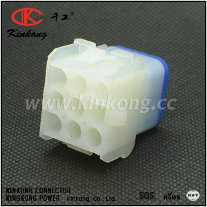 9 pin waterproof auto connector CKK3091-2.1-11