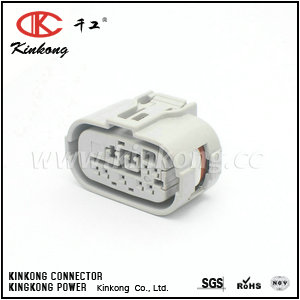 90980-12362  9 pin waterproof connector for Toyota   CKK7091-0.6-2.2-21