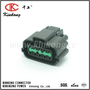 Hyundai 10Pin Waterproof Car Connector  CKK7101C-1.2-21