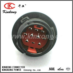 10 pin waterproof auto plu  CKK7101-3.5-11