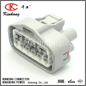 7283-1909-40 10 hole female electrical connector for Files position Switch  CKK7103-2.2-4.8-21