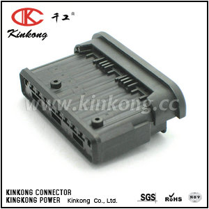 10 hole male watertight electrical connectors  CKK7107-2.2-3.5-11