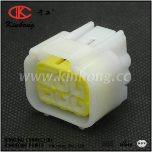 6 pin male waterproof type automotive electrical connectors  CKK7064-2.3-21