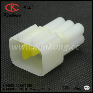 6 pin male waterproof mold automotive electrical connectors  CKK7064-2.3-11