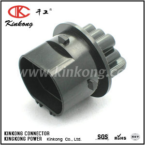 10 way male waterproof automotive connectors  CKK7101-2.3-11