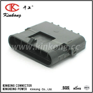 12010975   6 way automotive electrical connector  for  CKK3061-2.5-11