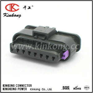 1-1670920-1  8 pin female tyco replacement wire connector   CKK7082-1.0-21