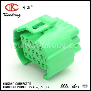 15 pole female cable connectors  CKK7152-1.5-21