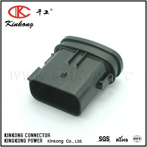 16 way male waterproof car connectors CKK7161C-1.0-11
