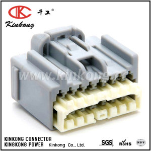7283-5536-40  16 way female automotive connectors