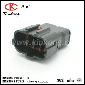 7222-7484-30 8 pin blade electrical connectors CKK7082-1.8-11