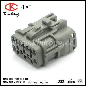 7123-7484-40 7157-7816-80 8 way female cable wire connectors CKK7082B-1.8-21