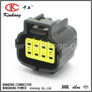 174982-2 8 pole receptacle crimp connectors CKK7082Y-1.8-21