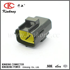 174984-2 8 pin male car connection CKK7082Y-1.8-11