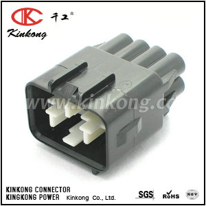 8pin blade cable wire connectors CKK7081K-2.2-11