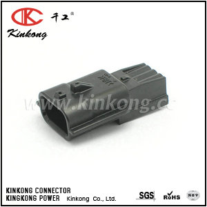 7282-8852-30 3 pin waterproof cable connectors CKK7031-0.6-11