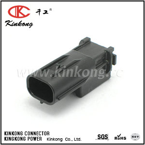 6188-4920 3 pin wire connectors CKK7031A-0.6-11