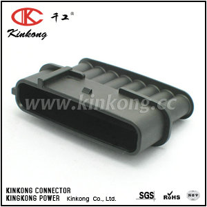 8 pin male electrical wire connectors CKK7081-2.2-11