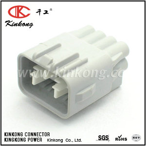 7282-1081-40 8 pin blade waterproof connectors CKK7081B-2.2-11
