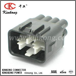 8 pin male automotive electrical connectors CKK7081C-2.2-11