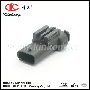 872-858-542 872-858-541  3Pin male Automotive Connector   CKK7032H-1.0-11