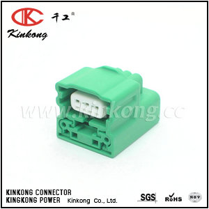 3 pin female waterproof sensor connectors  CKK7032G-1.2-21