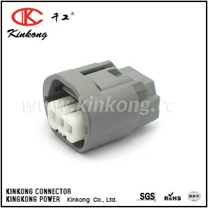 6189-0734  3 pin electrical connectors   CKK7033-1.2-21