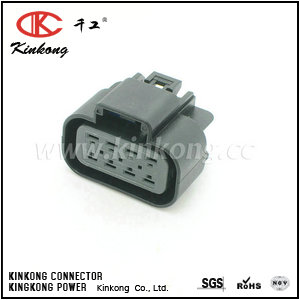 15326654  8 way female automotive electrical wire connectors   CKK7081A-2.8-21