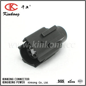 3 pin female watertight electrical connector  CKK3032-1.5-21